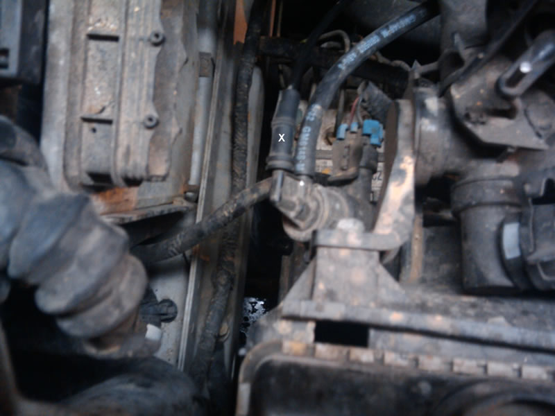 Cadillac       cts    misfire cylinder 1 35